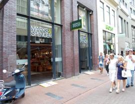 Kalverstraat 226 Marks and Spencer