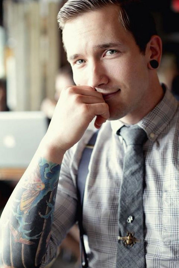 16 Professionals Prove Tattoos in the Workplace is Now - imdb