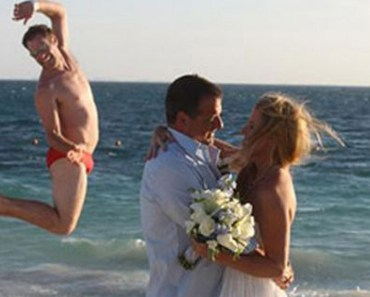 30 Wedding Photobombs Will Have You Screaming in Laughter