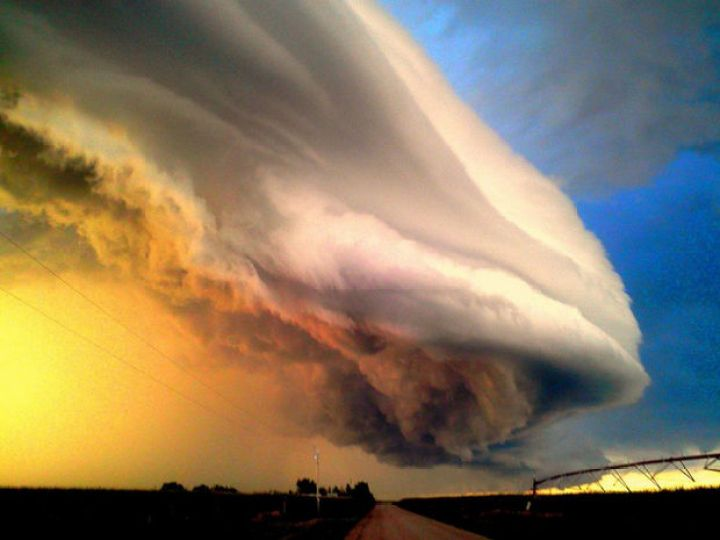 12 Types of Clouds That Are Awesome - Arcus Clouds.