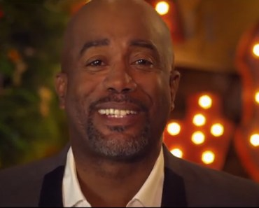 Darius Rucker Holiday Video 'What God Wants for Christmas'.