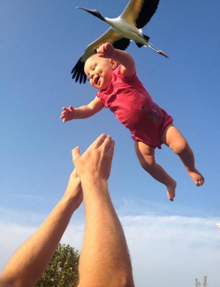 30 Perfectly Timed Photos.