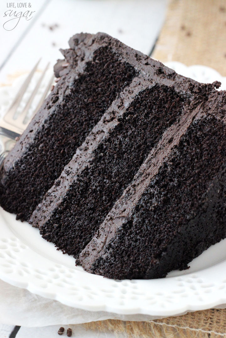19 Chocolate Cake Recipes That Are Better Than Any Boyfriend - Best Chocolate Cake.