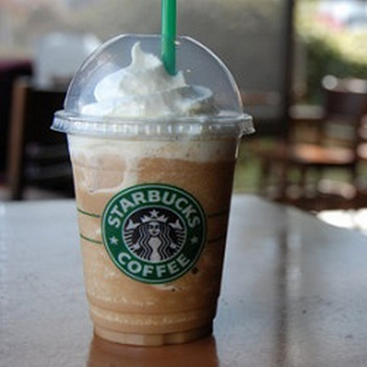 39 Starbucks Secret Menu Drinks - Cake Batter Frappuccino recipe.