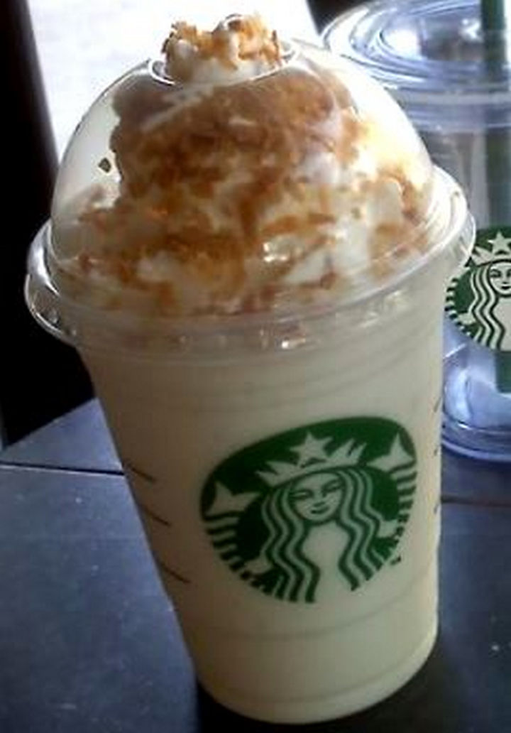 39 Starbucks Secret Menu Drinks - recipe.