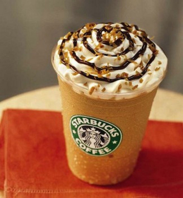39 Starbucks Secret Menu Drinks - Zebra Frappuccino recipe.