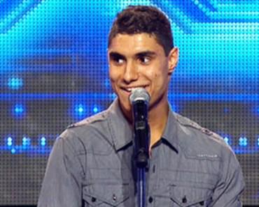 Emmanuel Kelly Sings 'Imagine' by John Lennon on X Factor.