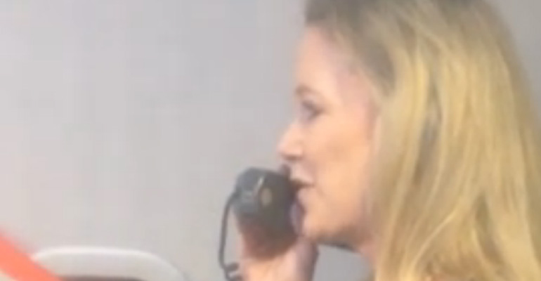 What a Southwest Flight Attendant Said to the Passengers Is Too Funny.