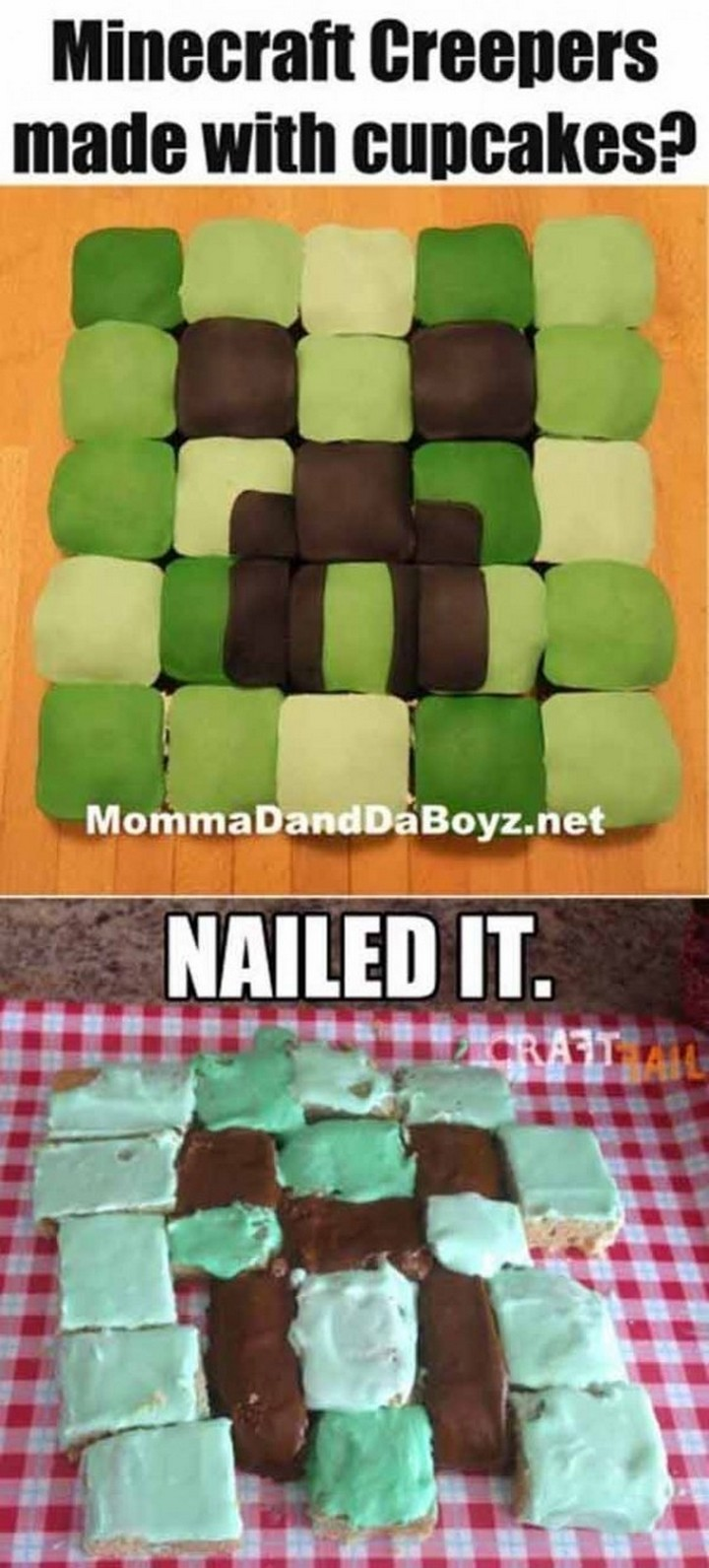 26 Pinterest Fails - It looked simple enough.