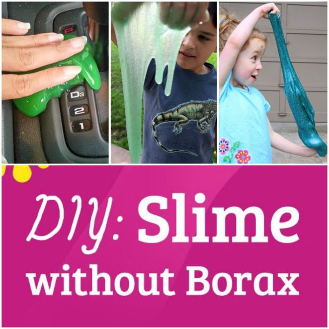 How to Make Slime Without Borax That Your Kids Will Love.