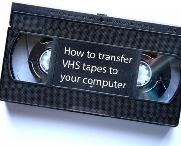 Transfer Your Memories From VHS to DVD Using These Steps.