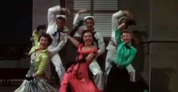 """Uptown Funk"" Supercut with Golden Era Movie Scenes."
