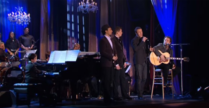 The Canadian Tenors Sing 'Hallelujah' on Ethan Bortnick's PBS Special.