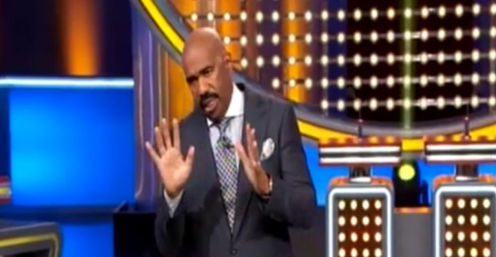 Steve Harvey Inspires His Audience To Jump and Reach Their Dreams.
