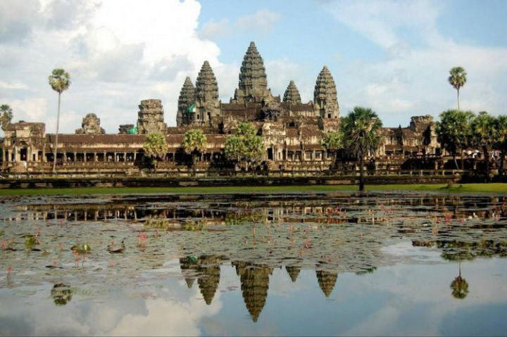 Best Holiday Destinations 2019: Siem Reap, Cambodia.