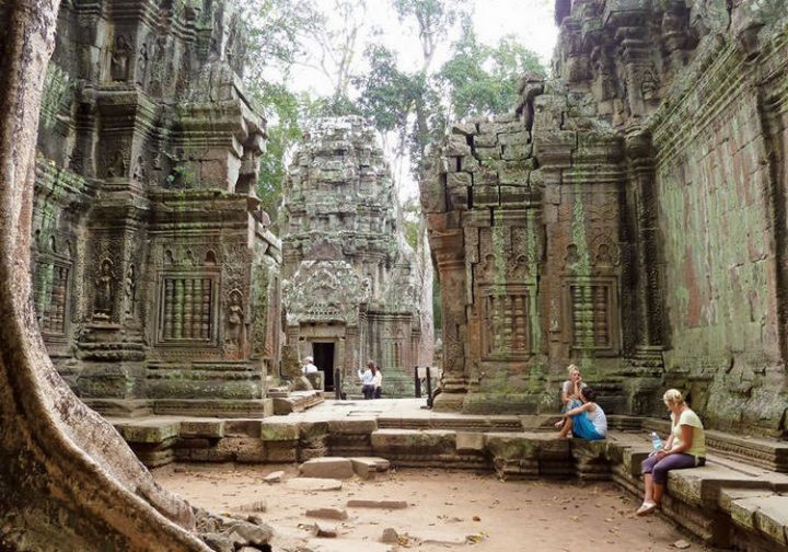 Best Holiday Destinations 2019: Siem Reap, Cambodia 03.