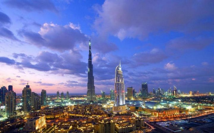Best Holiday Destinations 2019: Dubai, United Arab Emirates.