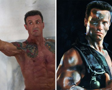 20 Scenes Where Guns Were Replaced with a Thumbs-Up.
