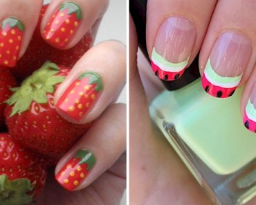 17 Fruit Nails That Will Look Great This Summer.