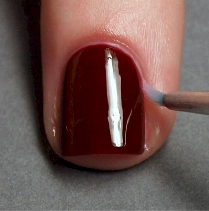 13 Nail Hacks for Salon-Quality Manicures - Easily clean up a polish job.