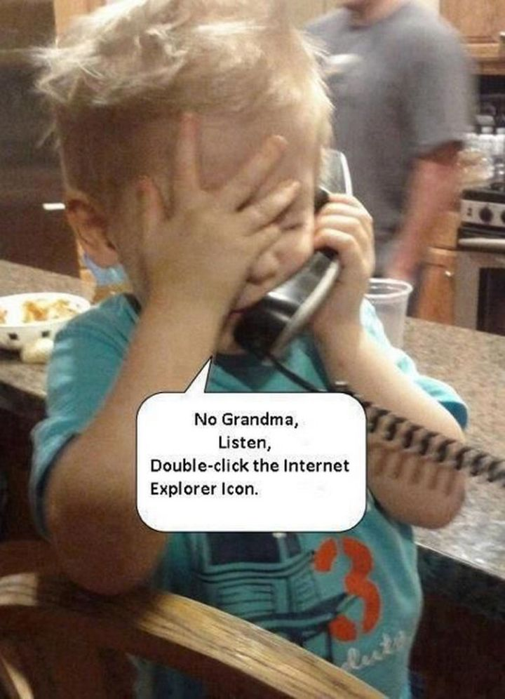 23 Funny Baby Memes That Are Adorably Cute - Kids know technology.