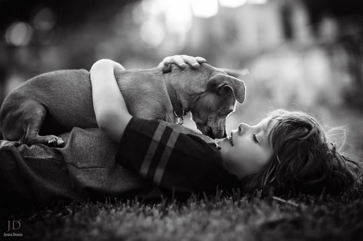 33 Adorable Photos of Dogs and Babies - Best friends...