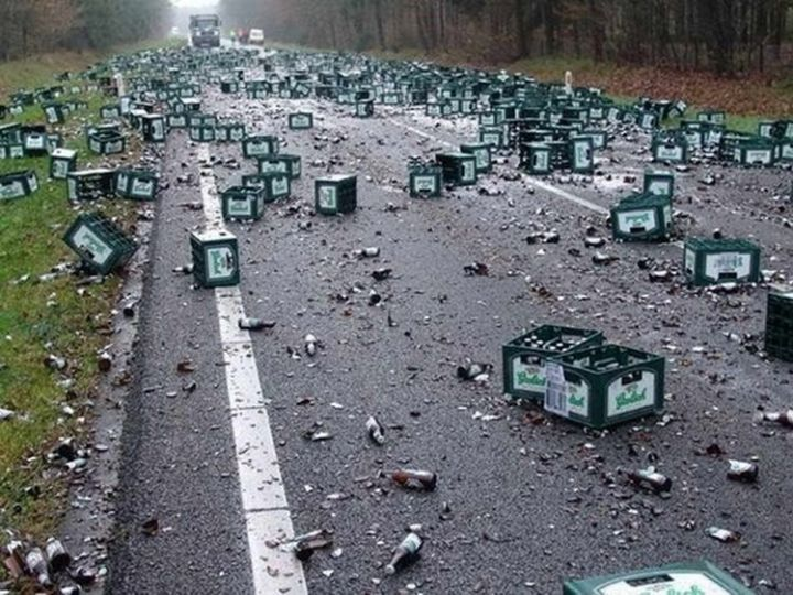 28 People Having a Bad Day - Some people are not going to be getting their favorite beer today.