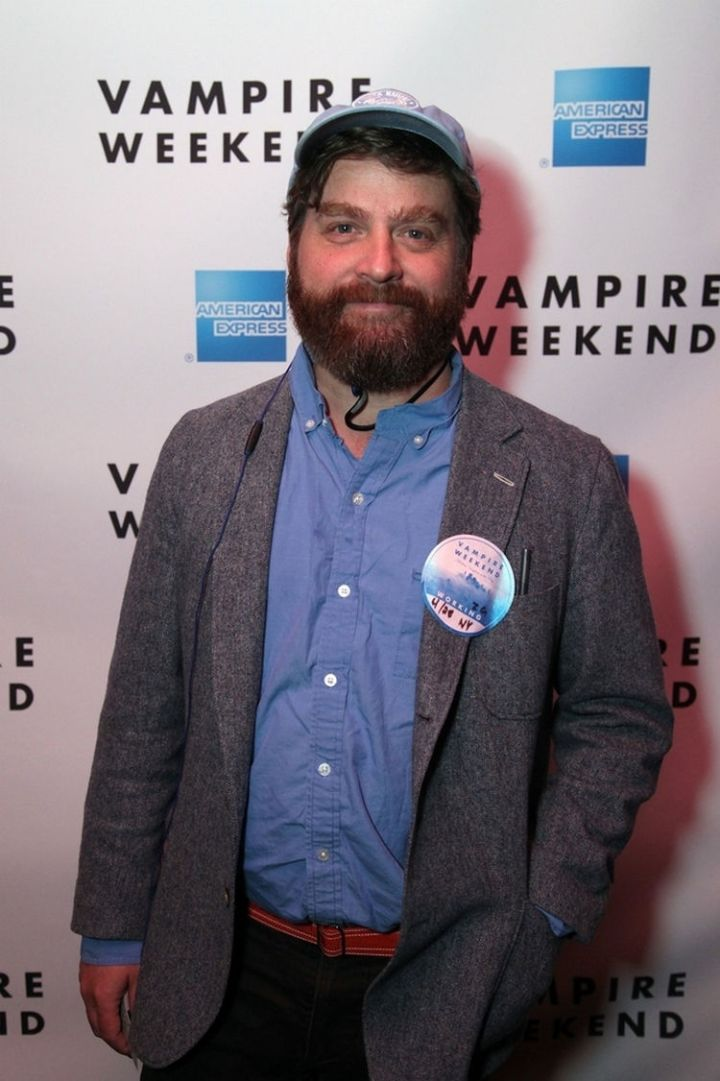 What Actor Zach Galifianakis Did for an 88-Year-Old Woman Will Warm Your Heart