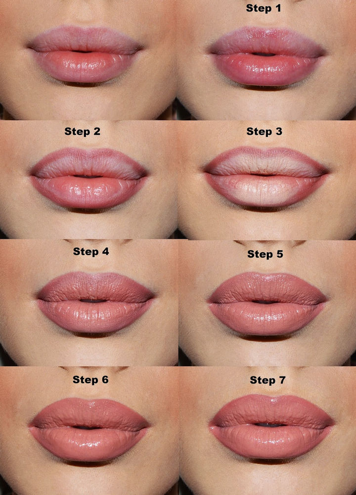 22 Kickass Life Hacks for Girls - Learn how to make your lips look fuller and more luscious.