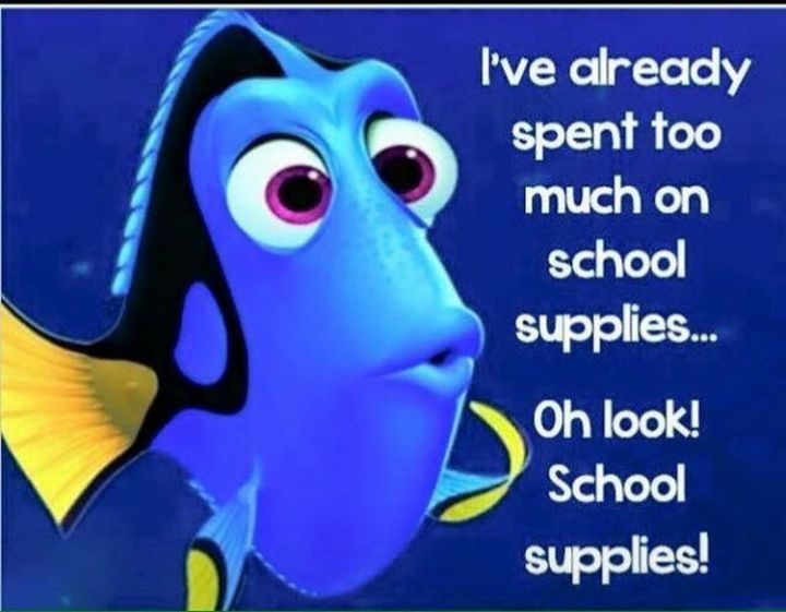 67 Hilarious Teacher Memes - Gotta love school supplies.