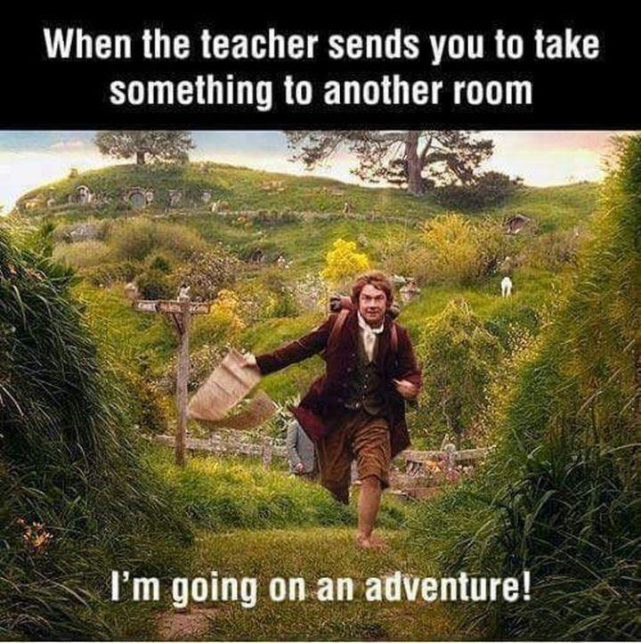 67 Hilarious Teacher Memes - That was the best!