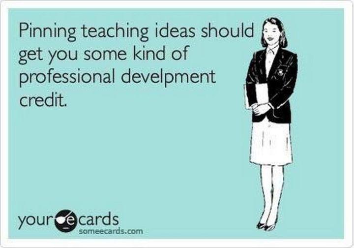 67 Hilarious Teacher Memes - That would help.