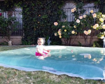 This Water Blob DIY Project is a Summer Hit with Kids.