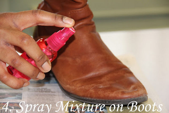 17 Brilliant Clothing Hacks - Remove salt stains from leather boots.