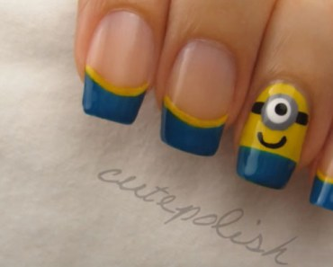19 Minion Nails That Are Simply Too Adorable.