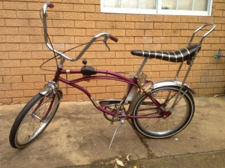 34 Things If You Grew Up in the 60s or 70s - If you were a boy, your bike most likely looked like this.