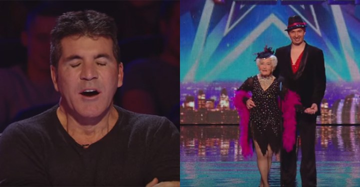 Paddy and Nico Perform on Britain's Got Talent 2014.