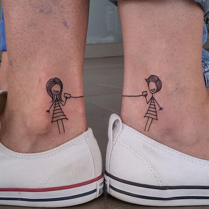28 Sister Tattoos - Call me!