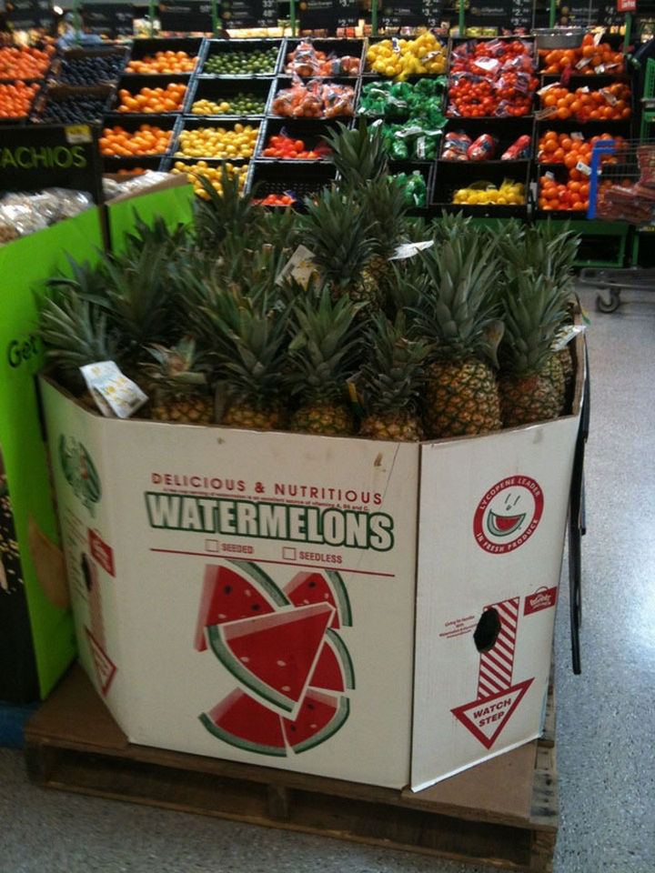 Delicious and nutritious watermelons!
