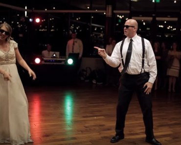 Surprise Father Daughter Wedding Dance to Epic Song Mashup.