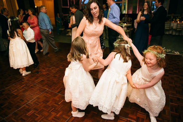They also enjoyed hitting the dance floor and dancing to their favorite songs.
