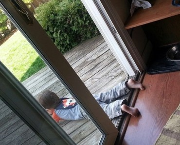 18 Funny Kids Who Took Instructions a Little Too Literally.