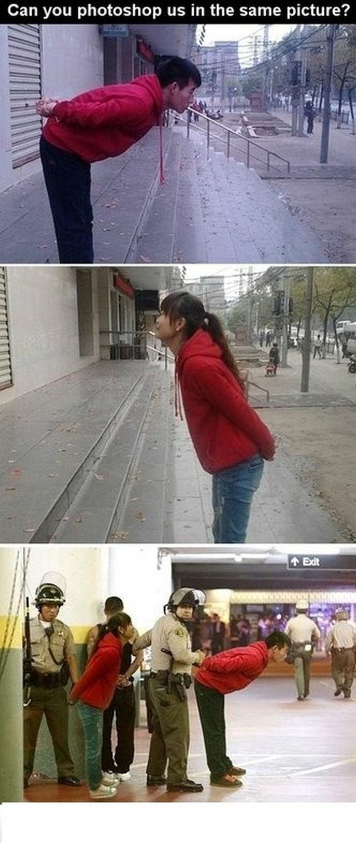 25 Funny Photoshop Trolls - No problem, here you go!