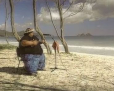 """Over The Rainbow"" Performed by Israel Ka'ano'i Kamakawiwo'ole."