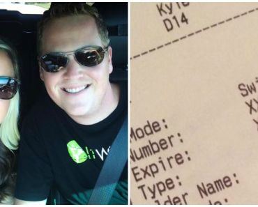 Iowa Couple Leave $100 Tip for Hard-Working Restaurant Server.