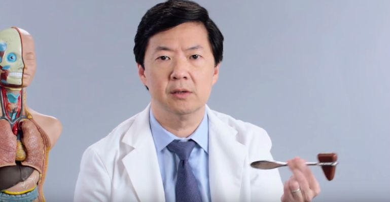 Comedian Ken Jeong Hilariously Answers Medical Questions From Twitter.