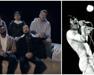 Pentatonix Releases Cover of Queen's 'Bohemian Rhapsody'.