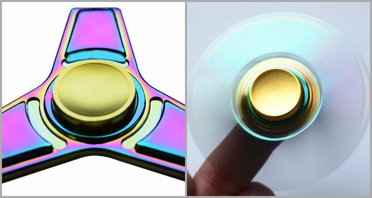 25 Best Fidget Spinners - Mermaker FIDGET Spinner.