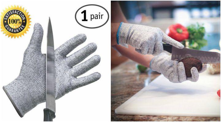Cut Resistant Gloves.