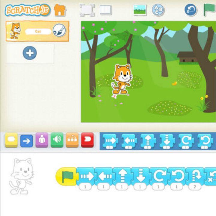 23 Kids Learning Apps - ScratchJr.